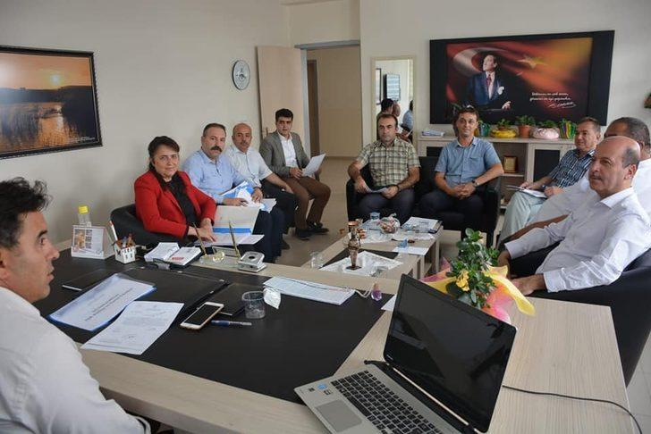 Şuhut'ta Aşk, Kültür ve Sanat Günleri toplantısı