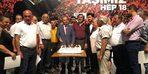 AK Parti Tunceli'de, 18'inci yaşını kutladı