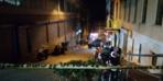 Taksim'de gece yarısı korkutan patlama!