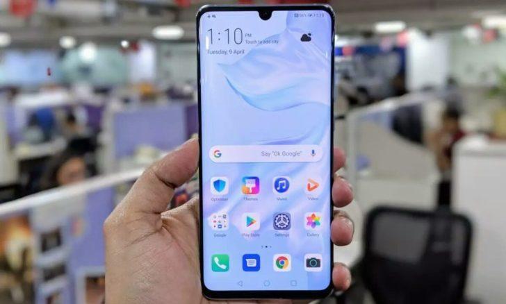 Huawei P30 Pro bu sene ödüle doymayacağını göstermeye başladı
