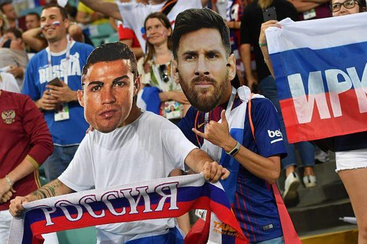 Patron çıldırdı! Buna da el attılar: Ronaldo mu Messi mi?