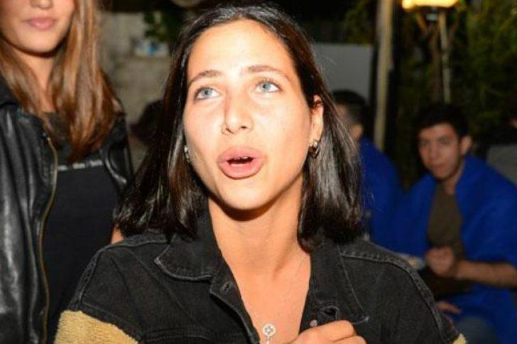 Zehra Çilingiroğlu bikinisi yüzünden gündem oldu