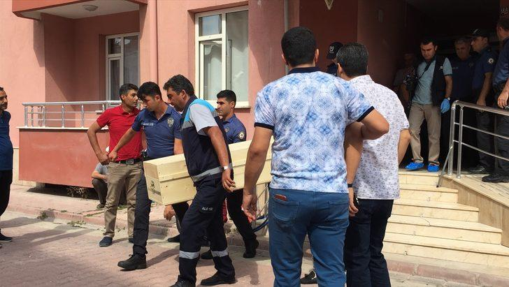 Konya'da uzaklaştırma kararı verilen koca, eşini öldürdü
