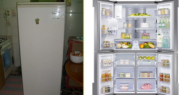 Yeni Bir Buzdolabı Almak İçin Hazırlıklara Başlamanız Gerektiğini Gösteren 6 İşaret
