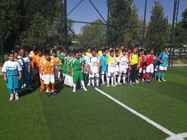 Yeşilyurt'ta futbol heyecanı