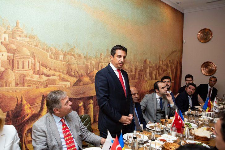 Büyükelçi Güldere: Türkiye ile Ukrayna arasında büyük bir potansiyelvar