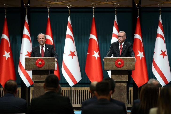 Erdoğan'dan net mesaj! 'Aynı kararlılıkla devam edeceğiz'