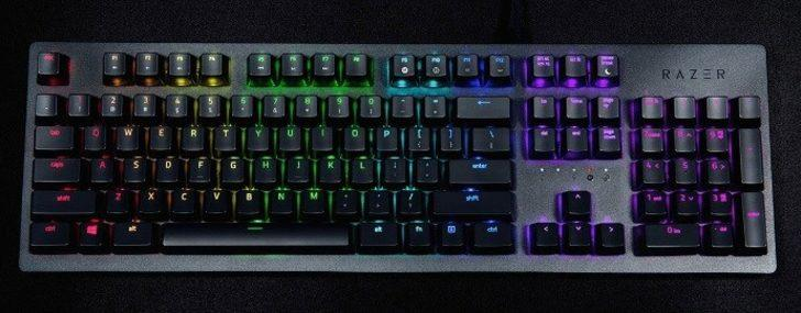 Opto Mechanic Switch sistemli klavye