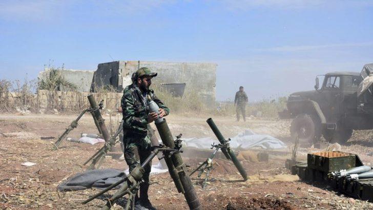 Suriye, Türkiye'nin gözlem noktasının bulunduğu bölgeyi ele geçirdi