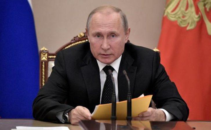Son dakika! ABD'nin hamlesi sonrası Putin'den orduya 'Hazır olun' talimatı