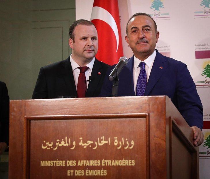 Çavuşoğlu'ndan gözlem noktası açıklaması