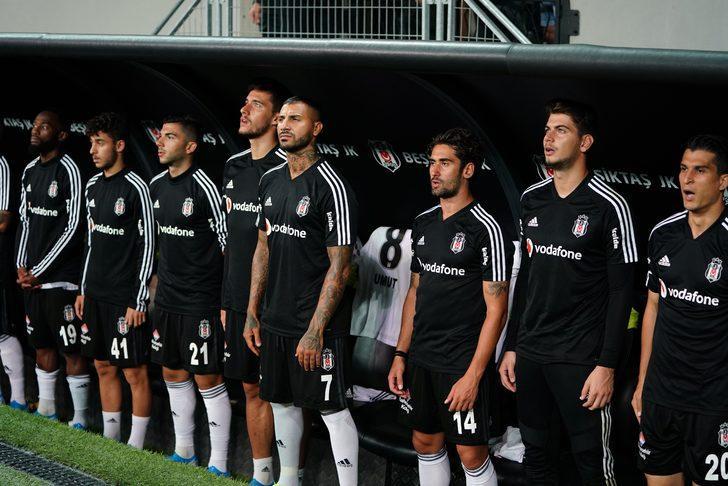 'Beşiktaş onu göndermek istiyor'