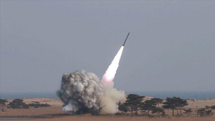 Kuzey Kore'den bir ay içinde 7'inci füze denemesi