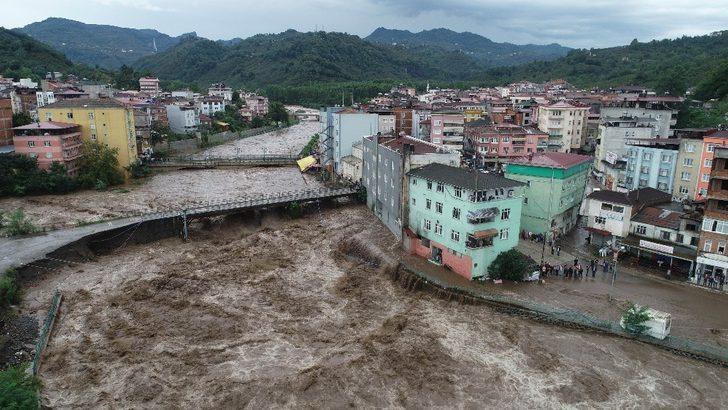 4 aylık yağış miktarı 1 günde yağdı