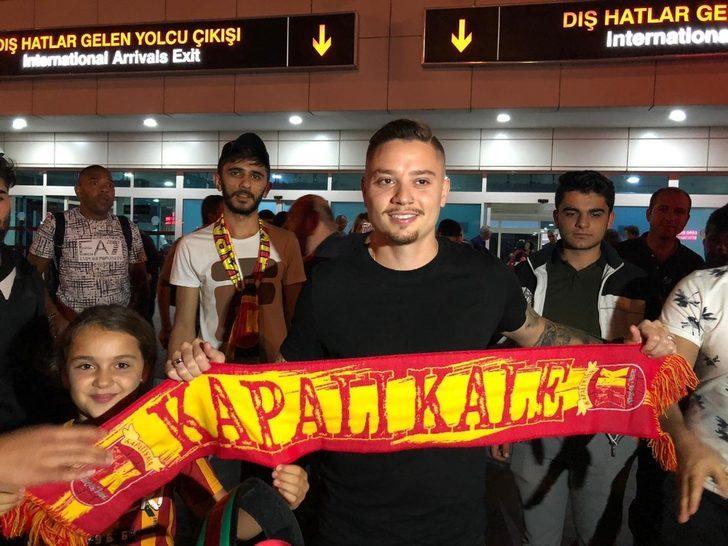 Adryan Tavares, Kayseri'de