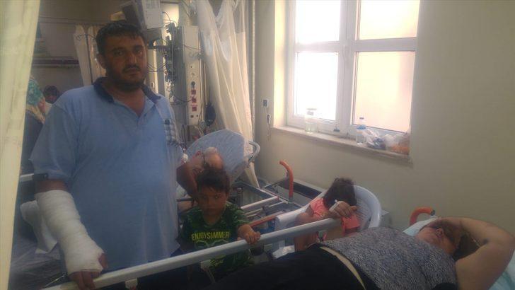 GÜNCELLEME - Balıkesir'de feribot iskeleye çarptı: 7 yaralı