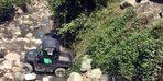 UTV, dereye uçtu: Ürdün asıllı 4 kişi yaralı