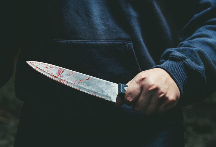Anonsu duyup giden emniyet müdür yardımcısı bıçaklandı