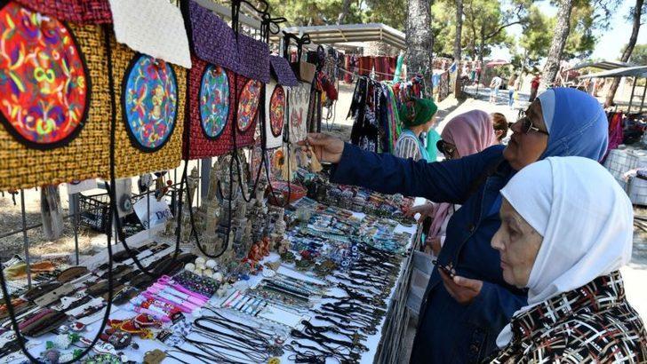 İzmir Kadifekale'yi Yeniden Keşfediyor