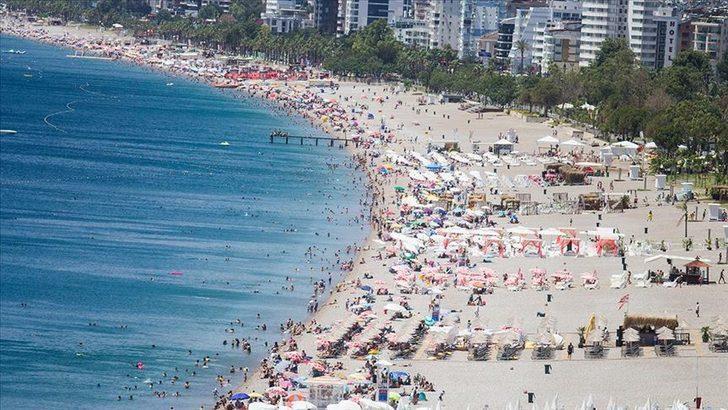 Antalya'da tüm zamanların rekoru kırıldı! Turizmcilerde büyük sevinç