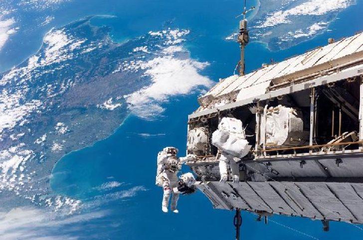 Uzayda işlenen ilk suç! NASA inceleme başlattı