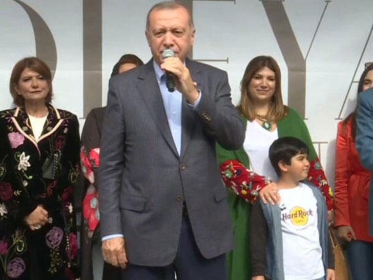 Cumhurbaşkanı Erdoğan: Turizmde bu yıl patlama yaşadık