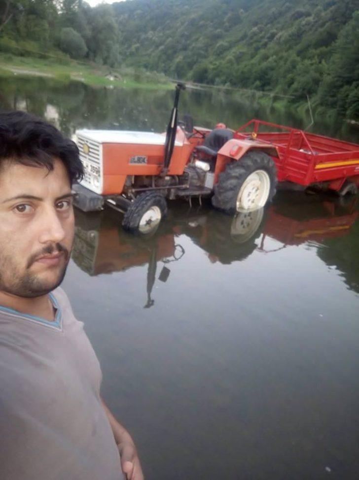 Traktörün altında kalarak öldü