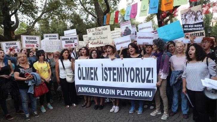 Emine Bulut cinayetinin ardından sosyal medyada İstanbul Sözleşmesi'nin uygulanması için kampanya