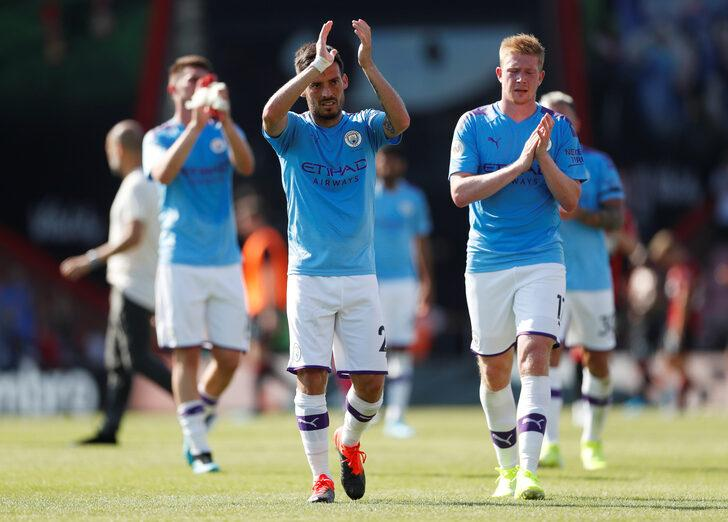 Bournemouth 1 - 3 Manchester City