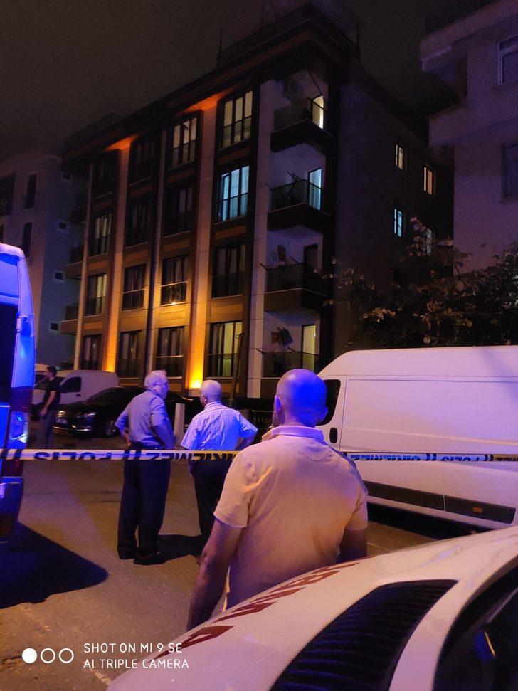 Ümraniye'de dehşet: 3 ölü 1 yaralı (1)