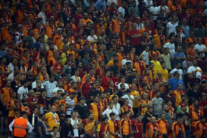 Türk Telekom Stadyumu'nda 38 bin 445 seyirci