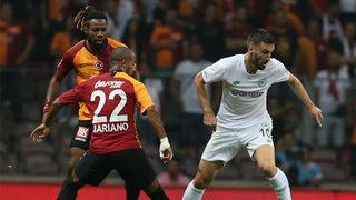 Konyaspor'dan G.Saray'a şok gönderme