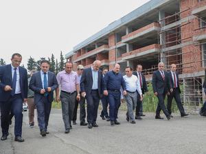 Trabzon Yatırım Adası Endüstri Bölgesi 25 bin kişiye iş imkanı sağlanacak