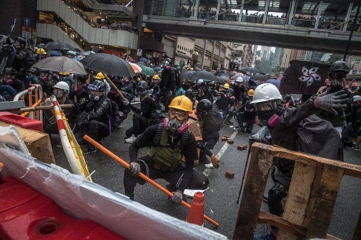 Ülke ayakta! Olaylı protesto: 36 kişi gözaltında