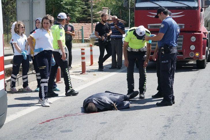 Çevre yolunda feci kaza: 1 ölü