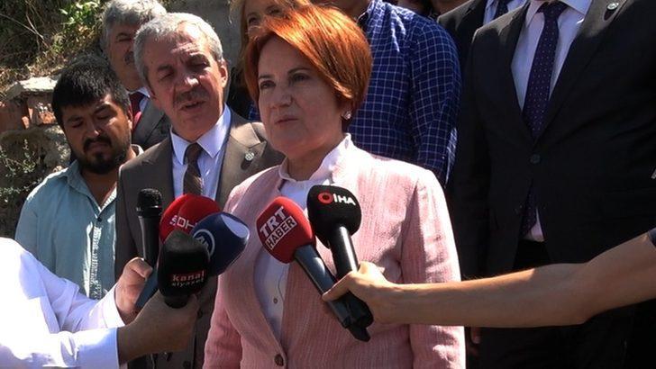 """Meral Akşener'den idam açıklaması: """"Cumhurbaşkanı talimat verirse ben de imzalarım"""""""
