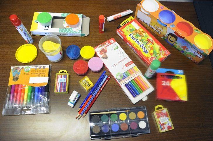 Okullar açılıyor, kırtasiye ürünlerine dikkat