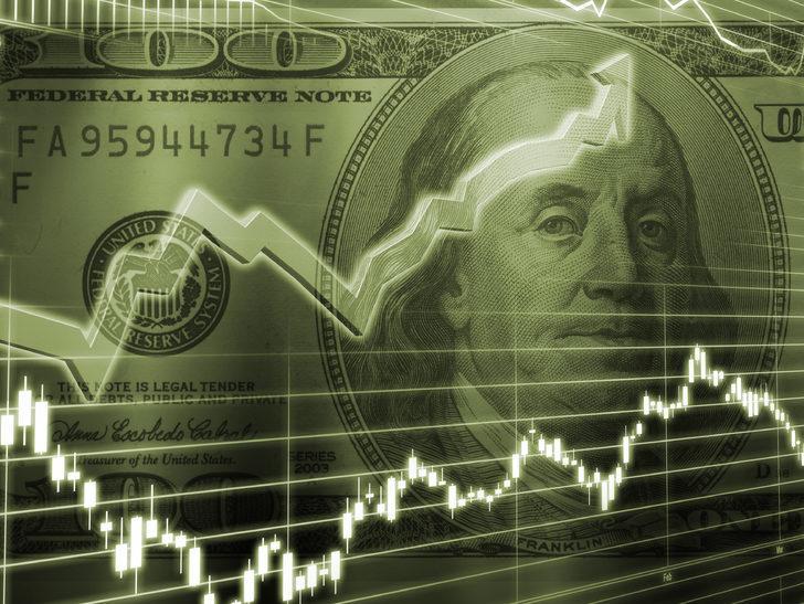 Dolar/TL son 3 haftanın en düşük seviyelerinde