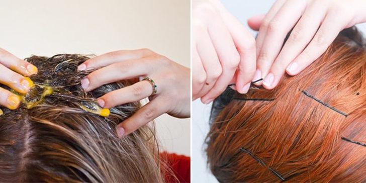 Düzleştirici kullanmadan doğal yollarla saçlarınızı yola getirmek için 9 yöntem