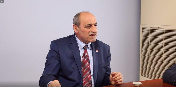 """CHP ilçe başkanından şok açıklama: """"HDP kardeş partimizdir"""""""