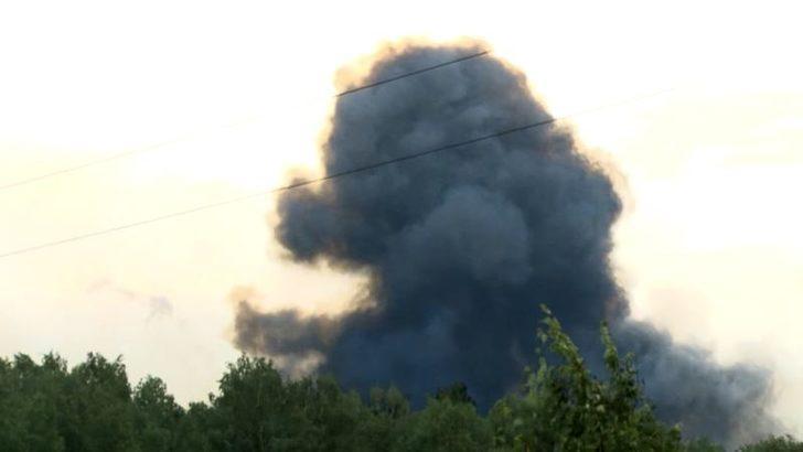 Rusya'da Sır Patlama Sonrası Radyoaktif İzotop Tespit Edildi
