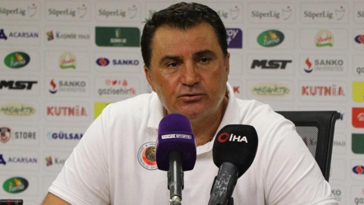 Mustafa Kaplan: Maçı kaybedebiliriz, rakibi kutluyorum