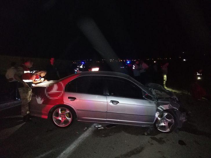 GÜNCELLEME - Kahramanmaraş'ta zincirleme trafik kazası: 2 ölü, 4 yaralı