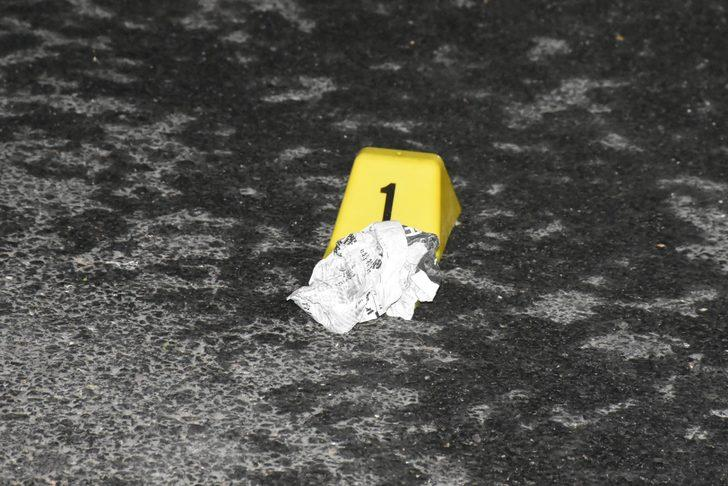 Uyuşturucu ele geçirilen eve molotof kokteylli saldırı