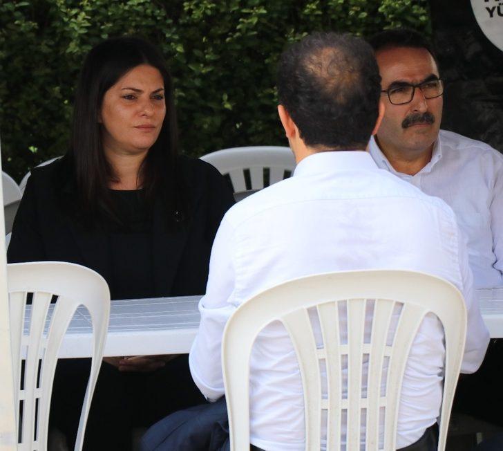 AK Parti Genel Başkan Yardımcısı Sarıeroğlu'nun en acı günü