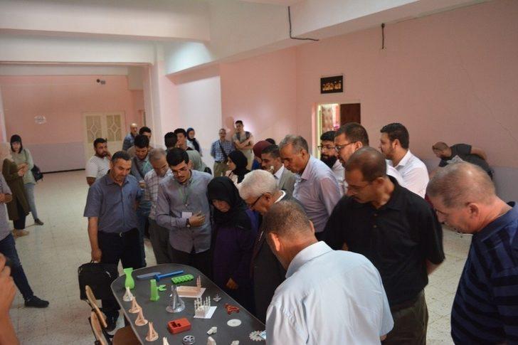 TİKA'dan Cezayir'de 3D tasarım ve modelleme eğitimi