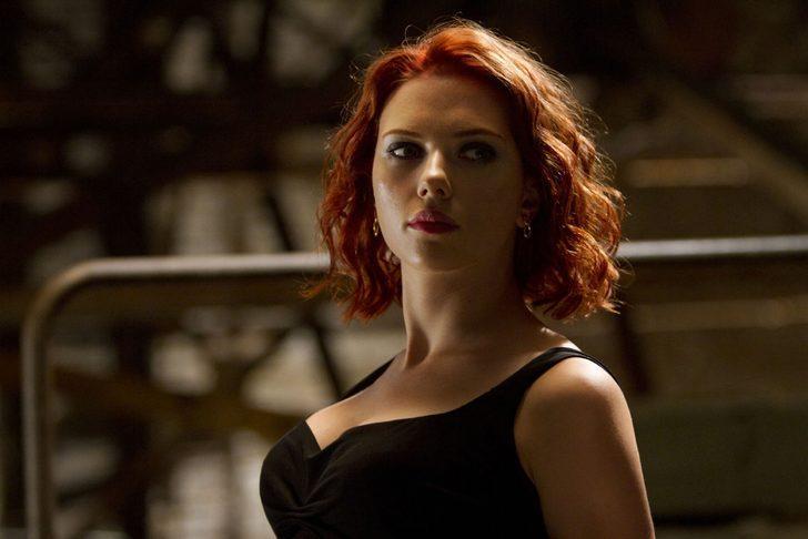 Black Widow filminin posteri paylaşıldı