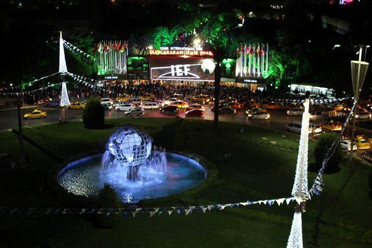 İstanbul bu yıl İzmir Fuarı'nın onur konuğu oldu