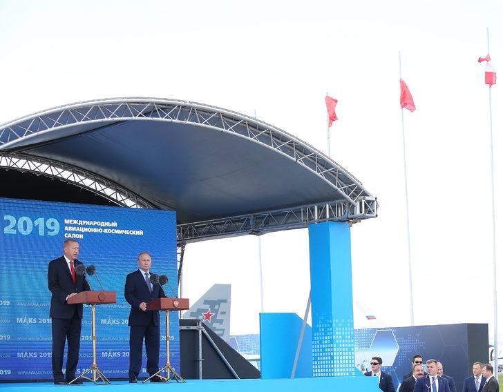 Erdoğan: Savunma, havacılık ve uzay teknolojilerinde söz sahibi oluyoruz (2)