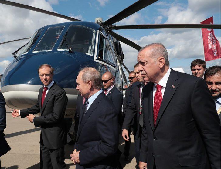 Erdoğan: Savunma, havacılık ve uzay teknolojilerinde söz sahibi oluyoruz (3)